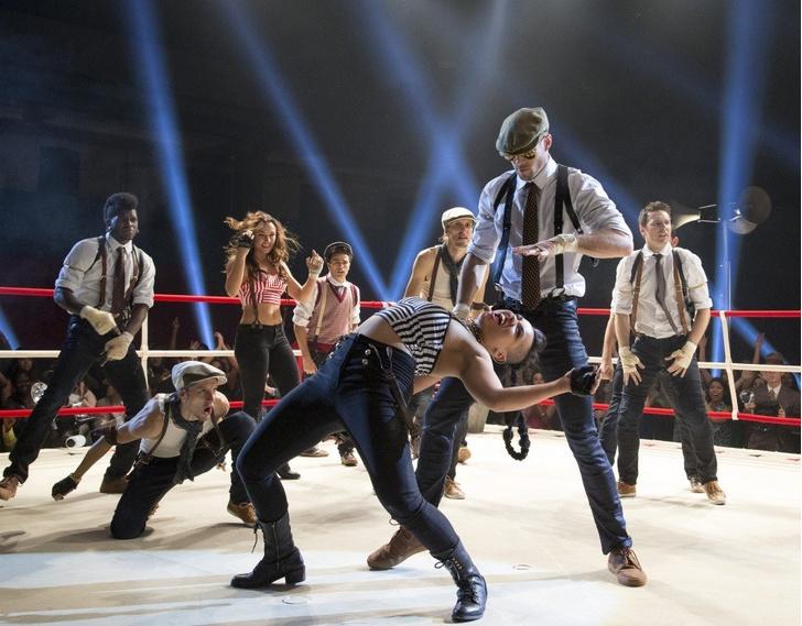 Фото №1 - Кино в Красноярске: все секреты грязных танцев