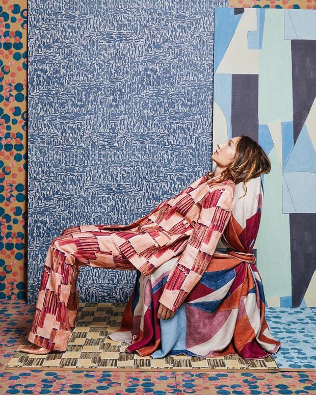 Фото №8 - Модные ткани на все времена: выбор студии Volokno