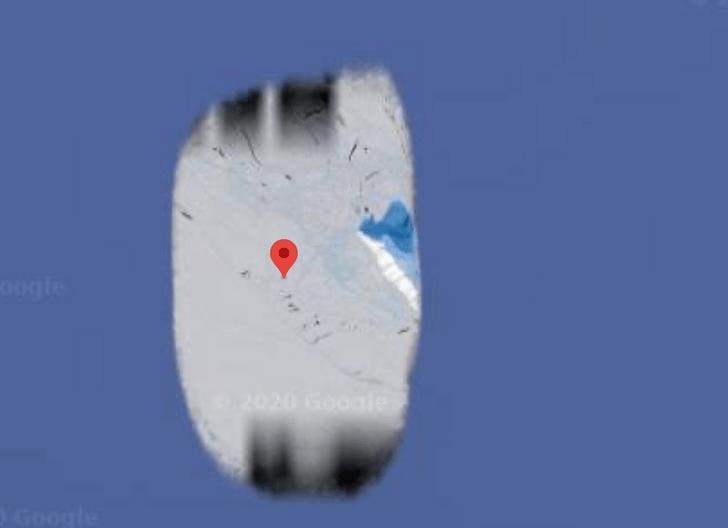 Фото №4 - 5 мест, которые страны запрещают показывать на картах «Гугла»