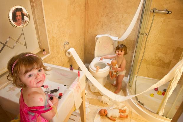 Фото №1 - Один дома: как подготовить ребенка?