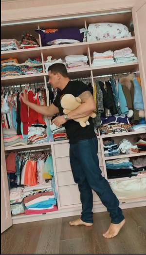 Фото №3 - Куча платьев и детский горшок: как выглядит комната 5-летней дочки Бородиной