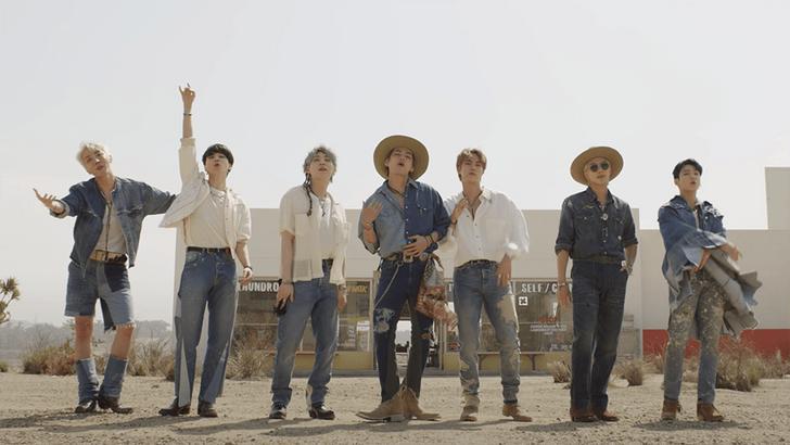 Фото №2 - Что BTS хотели сказать треком «Permission to Dance»? 🎶🕺