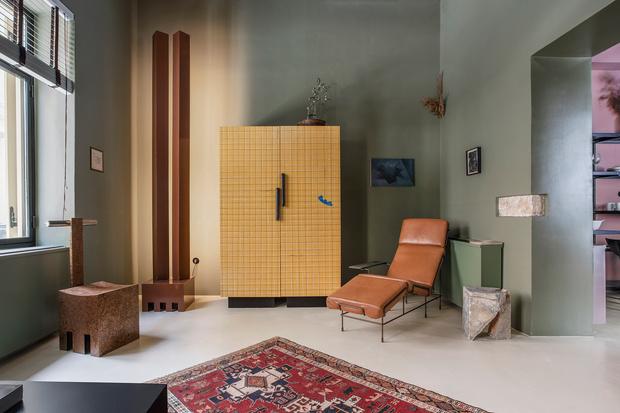 Фото №2 - Дизайнерский гостевой дом в Афинах