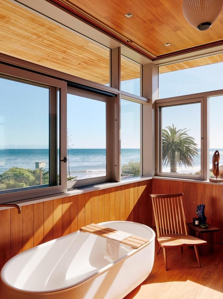 Фото №8 - Дом для любителей серфинга в Калифорнии