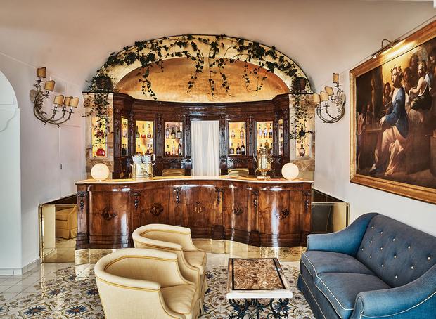Фото №4 - Отель Le Sirenuse в здании XVIII века в Позитано