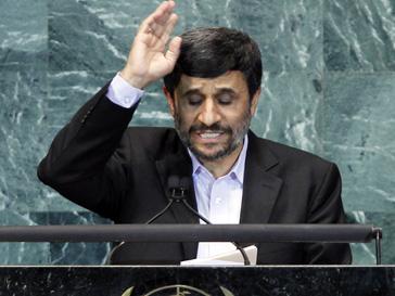 Махмуд Ахмадинежад произвел фурор на заседании ООН