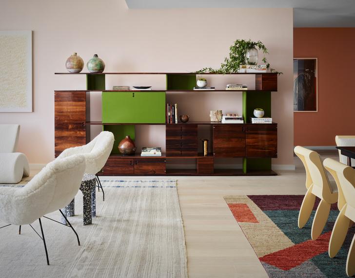 Фото №2 - Галерея коллекционного дизайна в апартаментах в Сан-Франциско