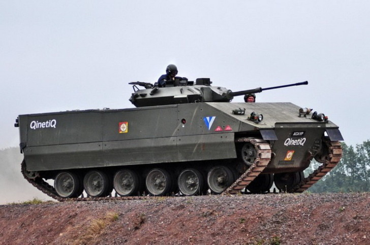 Фото №5 - «Пластиковый танк»— порождение британской военной мысли. Как его строили и что с ним стало