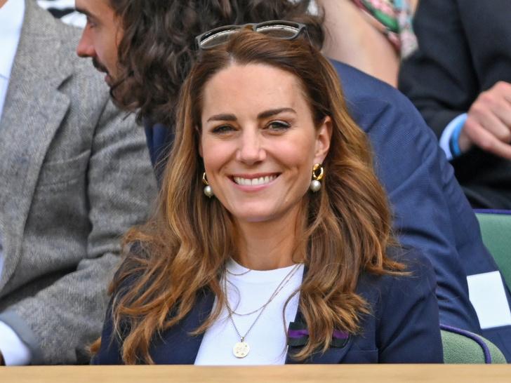 Фото №2 - Любопытная причина, почему Кейт неожиданно решила возобновить общение с Меган
