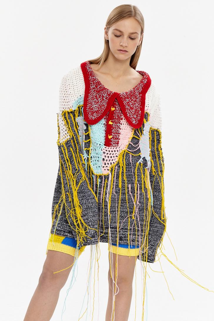 Фото №10 - 12 ярких свитеров, которые сделают вашу осень уютной