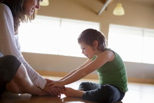 Фото №3 - Снимаем напряжение: упражнения для детей