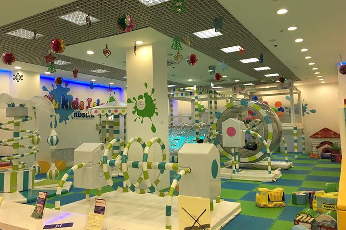 Фото №4 - МЕГА-развлечения для детей: 11 игровых площадок