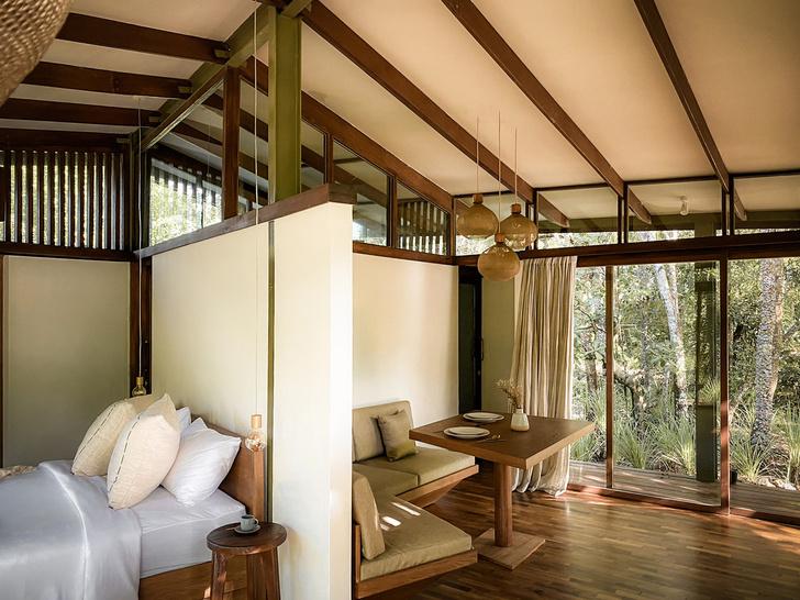 Фото №2 - Tetra Pod: сборный дом из переработанных материалов в Индонезии