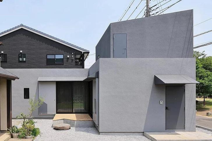 Фото №1 - Дом в Японии с многофункциональным пространством для отдыха