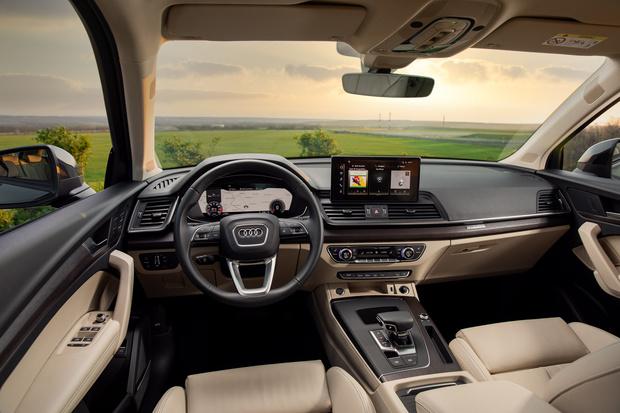 Фото №3 - Audi представили обновленные Audi Q5 и Audi SQ5