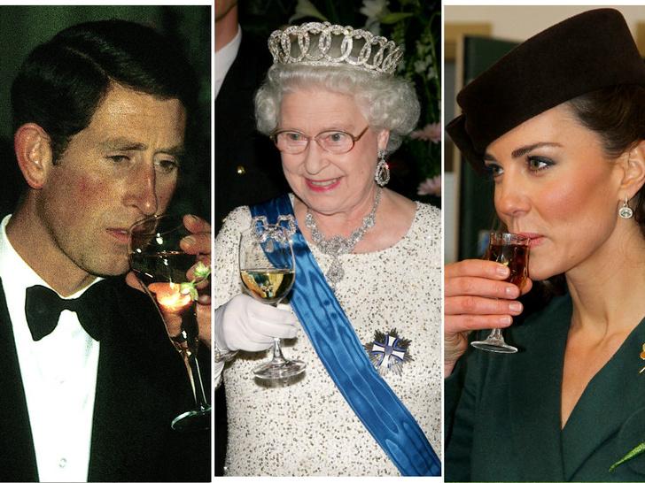 Фото №1 - Королевский бар: какие напитки Виндзоры выбирают на Рождество