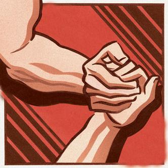 Фото №2 - Как побеждать в армрестлинге
