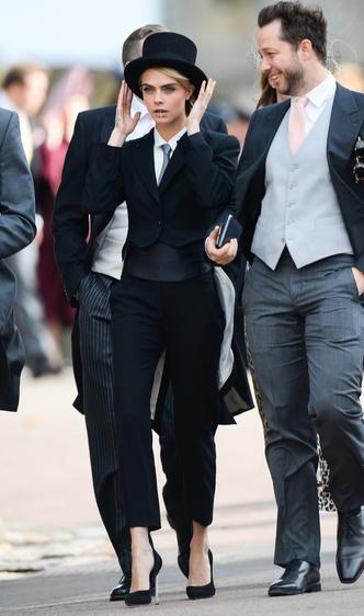 Фото №10 - Новые правила: как изменился стиль гостей на королевских свадьбах за последние 10 лет