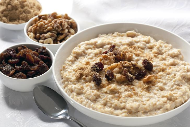 продукты для похудения, как похудеть, рецепты, полезный завтрак