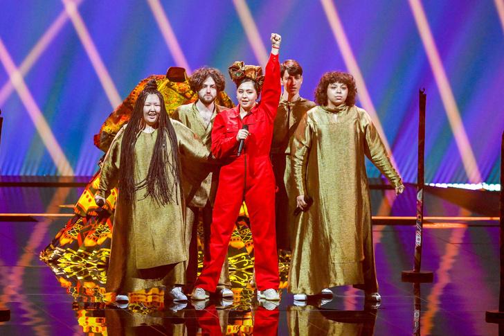 Фото №1 - Манижа— в финале «Евровидения»