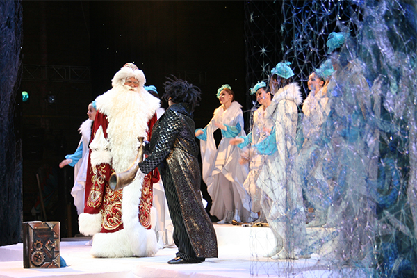 Фото №17 - Главный Дед Мороз Кубани: «Люблю горячий кофе и молоко со льдом»