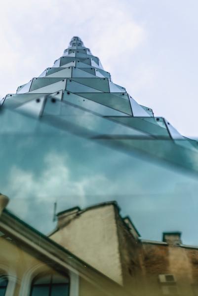 Фото №2 - Арт-объект Арно Лапьера в Санкт-Петербурге