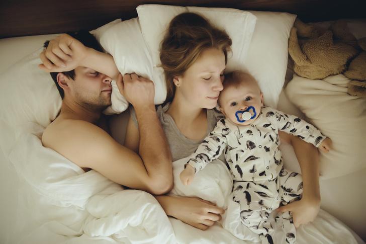 Фото №5 - Почему ребенок плохо спит по ночам: 10 причин