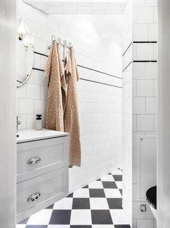 Фото №17 - Уютная скандинавская квартира с микро-спальней в Гетеборге