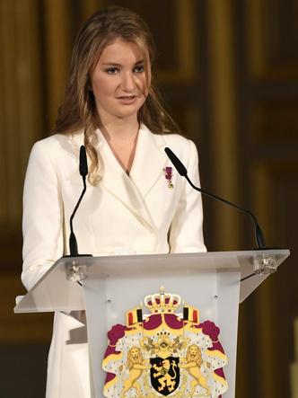 Фото №9 - Отличница Елизавета: почему будущая королева Бельгии— идеал современной принцессы