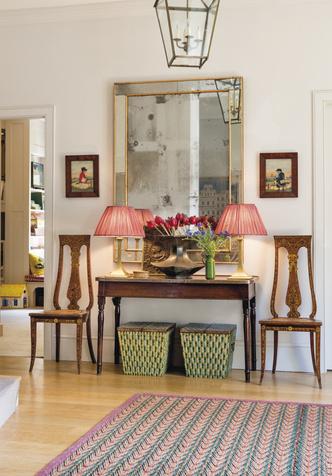 Фото №4 - Аукцион «Александра Толстая: интерьеры от студии Colefax & Fowler»