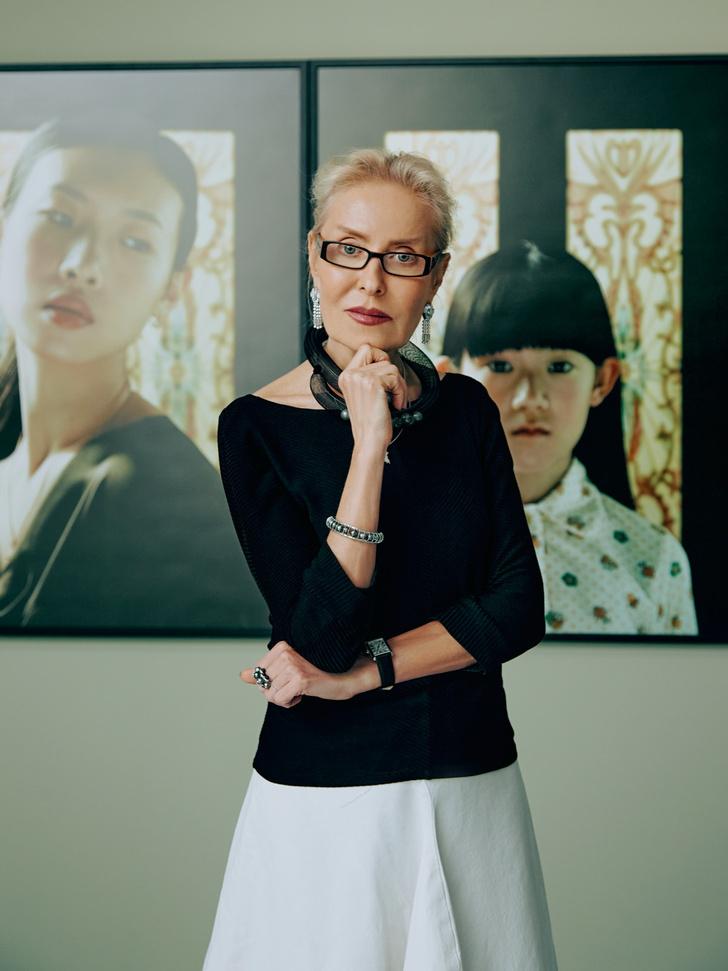 Фото №3 - Фокус внимания: интервью с директором МАММ Ольгой Свибловой