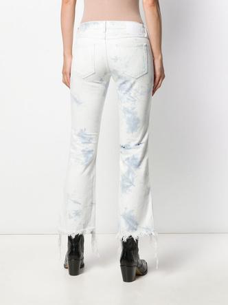 Фото №21 - Самые трендовые джинсы сезона весна-лето 2021: собрали 11 пар, которые украсят ваш гардероб