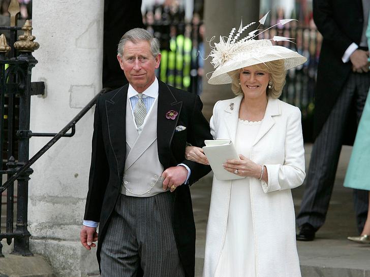 Фото №3 - Малоизвестная причина, почему долгожданная свадьба Чарльза и Камиллы могла не состояться