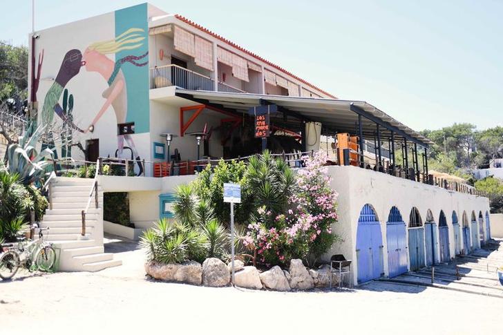 Фото №1 - Романтичный бутик-отель Los Enamorados на Ибице
