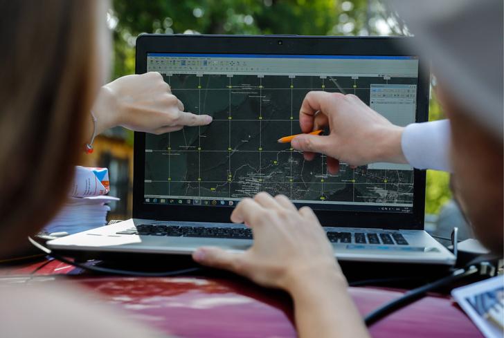 Фото №5 - Ориентация без навигатора: как вывести человека из лесной чащи по телефону?