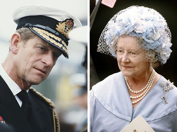 Фото №1 - Скандалы Короны: как и почему принц Филипп пытался «изгнать» королеву-мать из дворца
