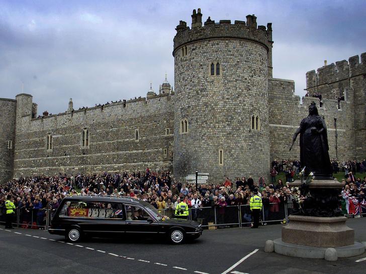 Фото №2 - Где похоронят принца Филиппа (и почему это лишь временное место его захоронения)