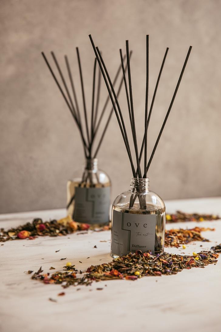 Фото №1 - Love Tea Art: новый российский бренд ароматов для дома