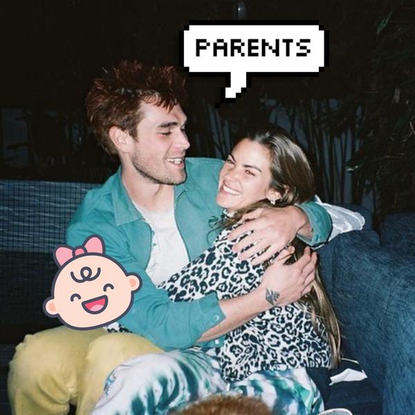 Фото №1 - Кей Джей Апа из «Ривердейла» стал отцом! Раскрываем пол и имя бейбика в статье 👇🏽