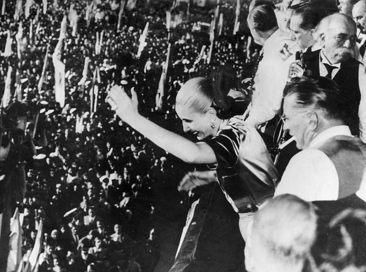 Фото №11 - Эва Перон: как провинциалка стала первой леди и королевой сердец Аргентины