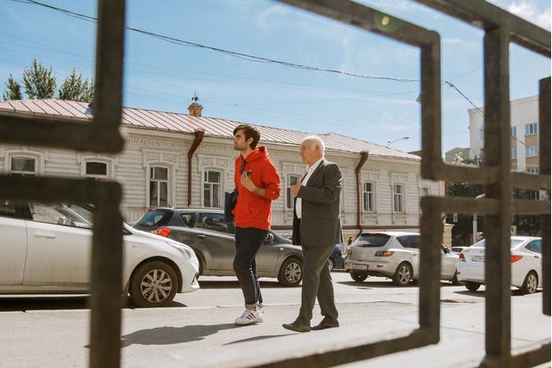 Фото №2 - «Когда на весах стоят мировой филармонический центр и четыре лиственницы, выбор очевиден»
