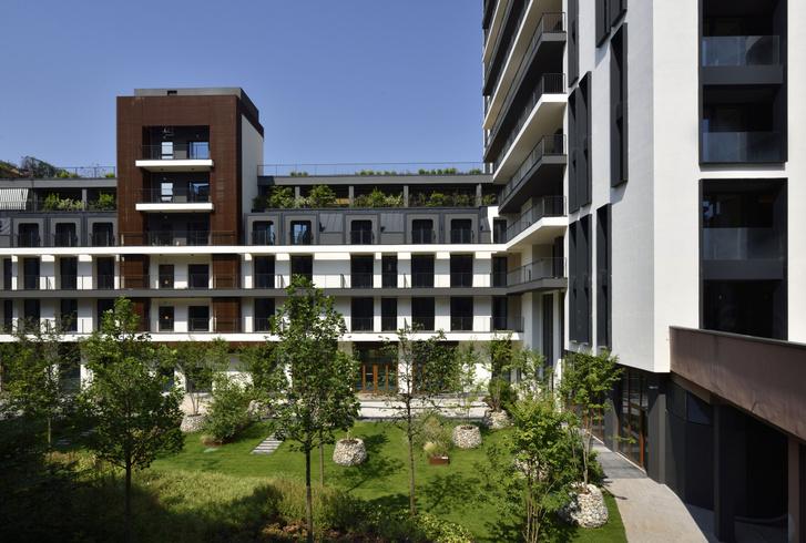 Фото №6 - Дизайнерский отель в Милане по проекту Vudafieri-Saverino Partners