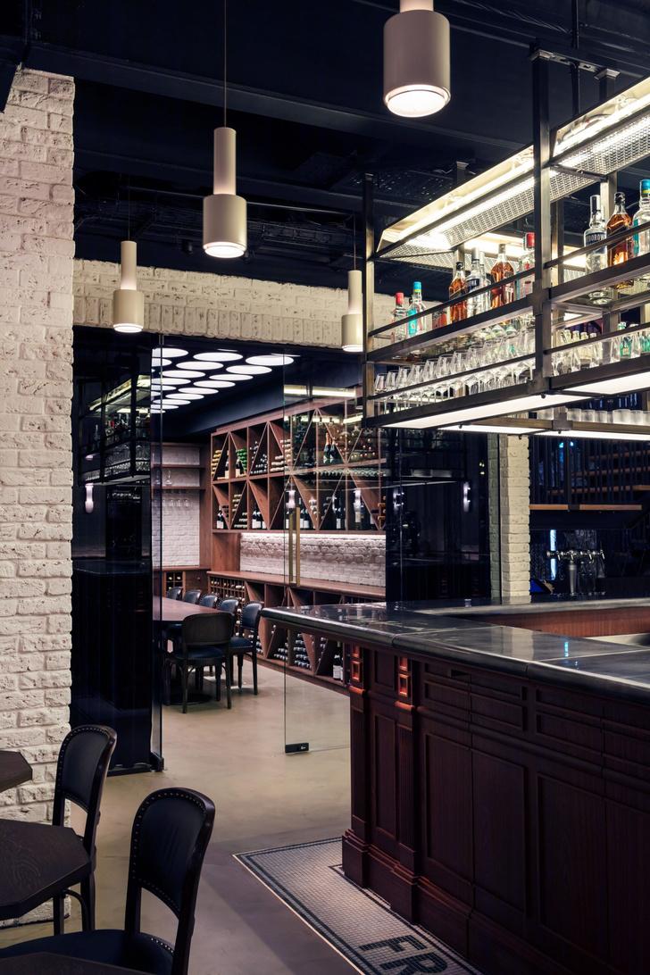 Фото №8 - Декадентский интерьер ресторана в Лондоне