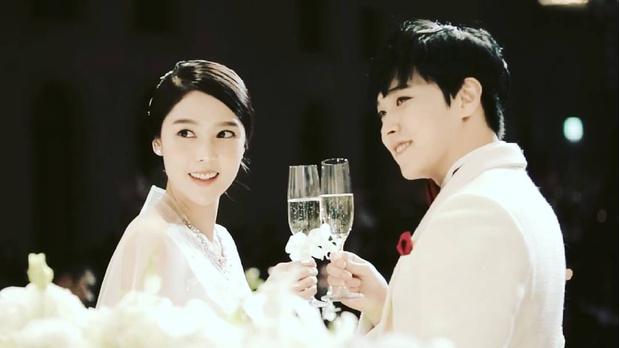 Фото №1 - Сонмин из Super Junior и его жена раскрыли подробности своей свадьбы