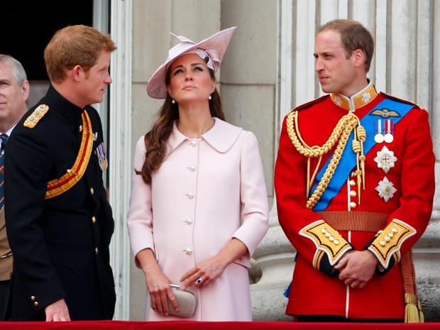 Фото №1 - Никакого праздника: почему Гарри пришлось отказаться от вечеринки в день рождения из-за Кейт