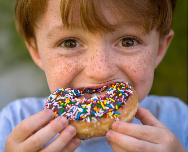 ребёнок набирает вес что делать