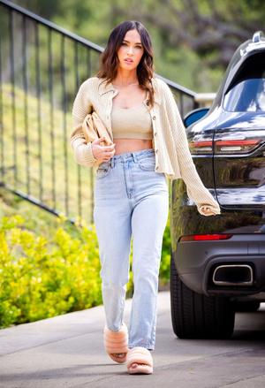 Фото №9 - Триумф Меган Фокс: как развод сделал актрису иконой стиля