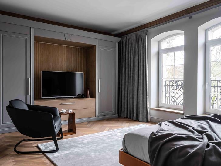 Фото №9 - Главные ошибки при проектировании спальни: советы дизайнера