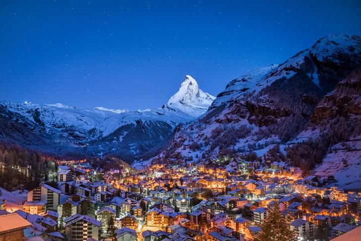 10 стран, где зима особенно прекрасна