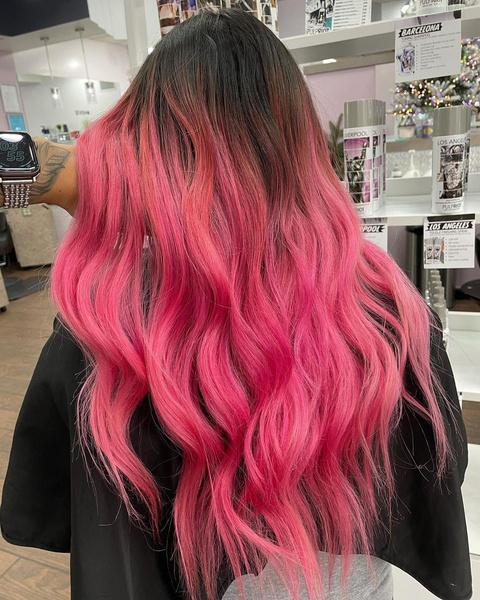 Фото №8 - Как красить волосы в розовый в 2021 году: 8 модных идей